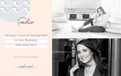 Strategic Financial Management in Your Business with Katie Ferro
