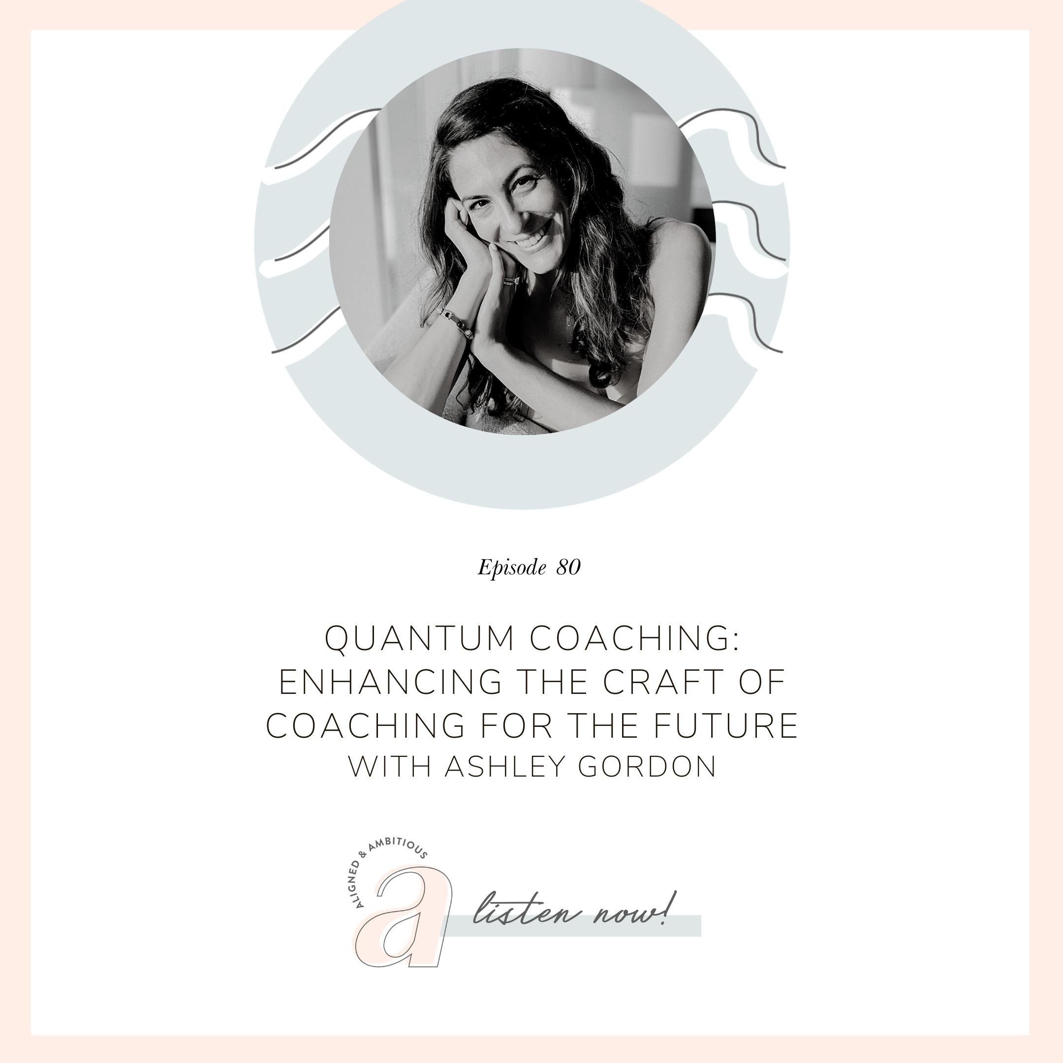 Quantum Coaching