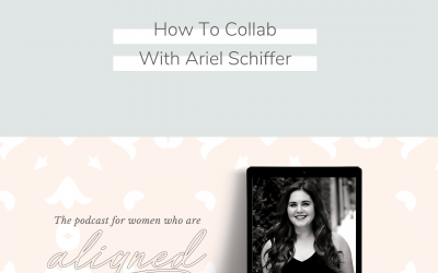 How To Collab With Ariel Schiffer