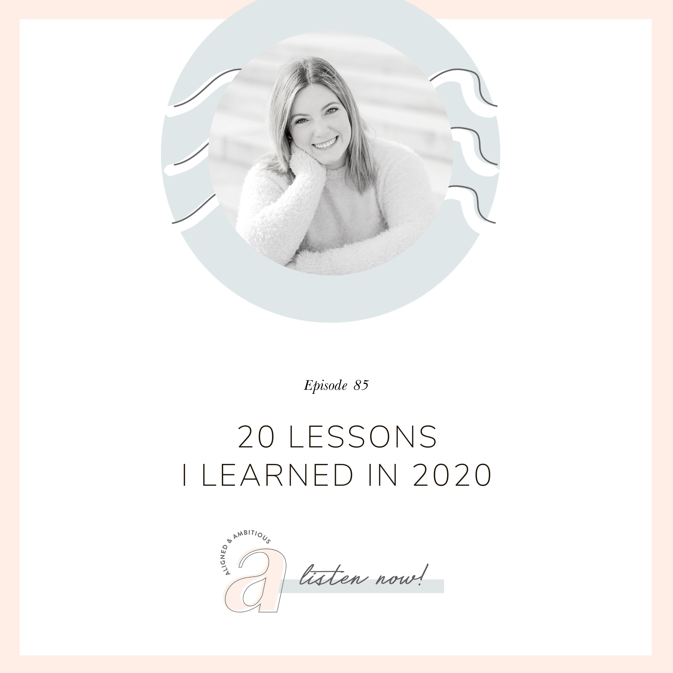 lessons I learned