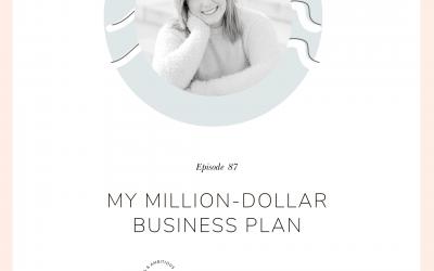 My Million-Dollar Business Plan
